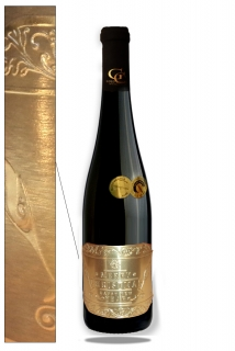 0,75 L Gold Cuvee Merry Christmas and Happy New Year